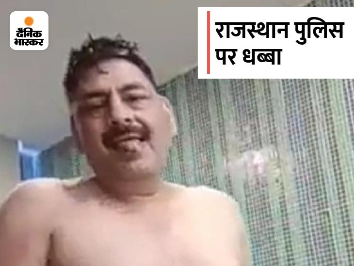 महिला कॉन्स्टेबल के साथ और वीडियो आया सामने, जयपुर के कालवाड़ के स्विमिंग पूल में की थी रिकॉर्डिंग जयपुर,Jaipur - Dainik Bhaskar