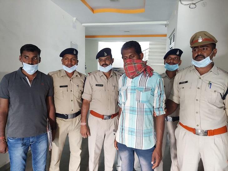 4 बच्चों का बाप महिला से बनाना चाहता था प्रेम संबंध, मना किया तो रेता गला; बीच-बचाव करने आए बच्चे और ससुर को भी मार डाला छत्तीसगढ़,Chhattisgarh - Dainik Bhaskar