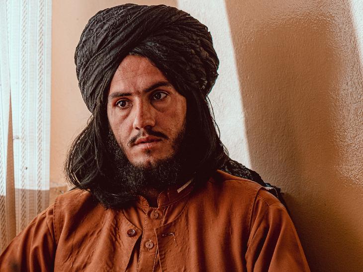 यह अब्दुल लतीफ आमरी है जो बदरी कमांड में सीनियर कमांडर है।