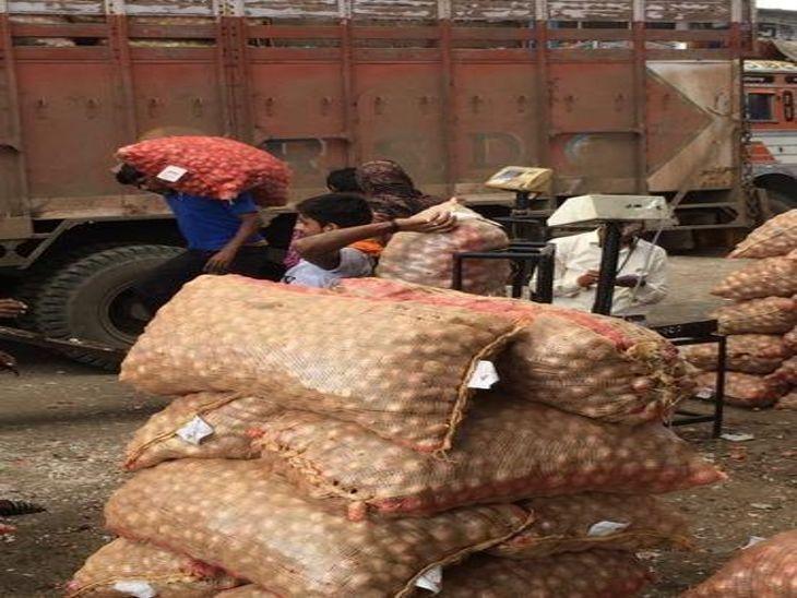 एक्सपोर्ट प्रमोशन के लिए तैयार होगी नई मंडी, आज व्यापारियों से सुझाव इंदौर,Indore - Dainik Bhaskar