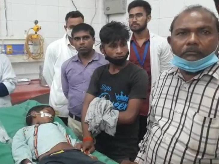 हालत गंभीर होने पर किया था रेफर, जांच के बनाई गई 3 सदस्यीय टीम जौनपुर,Jaunpur - Dainik Bhaskar