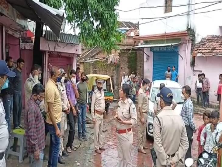 ससुराल वालों को चाहिए था बेटा, बेटी होने पर करने लगे प्रताड़ित, महिला मायके आई तो यहां भी अपहरण-हत्या करने पहुंच गए|जबलपुर,Jabalpur - Dainik Bhaskar
