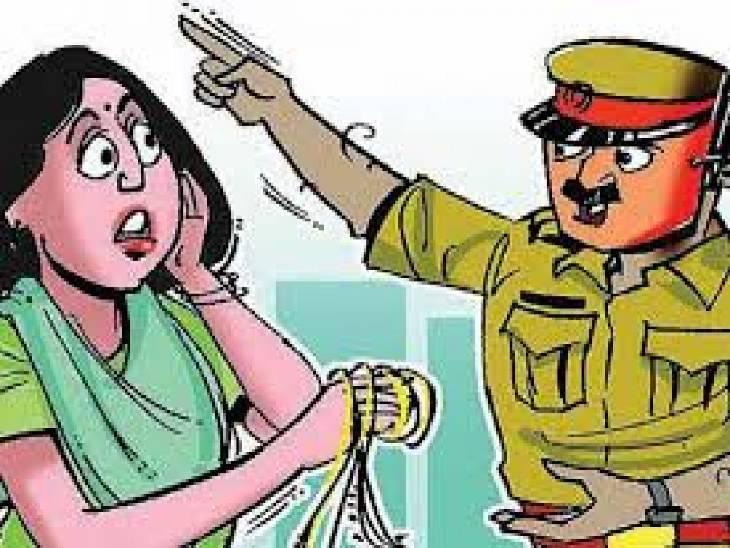 लखनऊ में गाजीपुर व आशियाना क्षेत्र में बुजुर्ग महिलाओं को बनाया निशाना, पुलिस कर रही पड़ताल|लखनऊ,Lucknow - Dainik Bhaskar