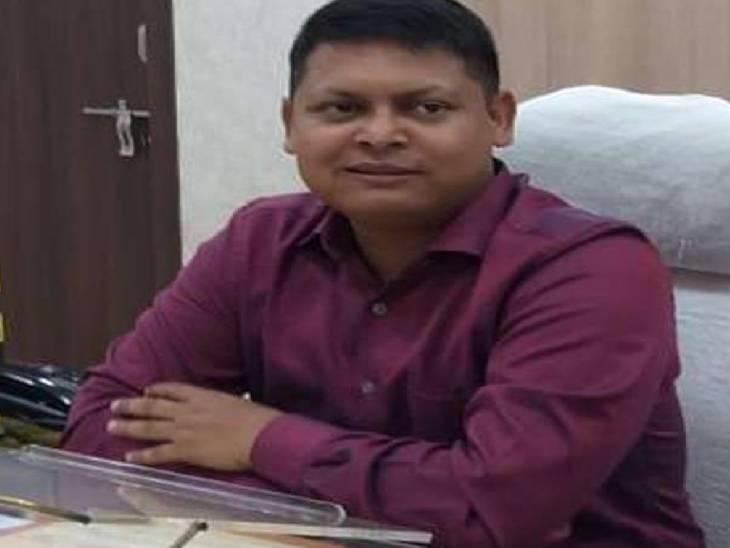 संक्रामक रोग फैलने का खतरा। - Dainik Bhaskar