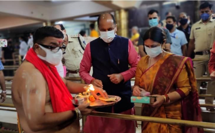प्राकृतिक आपदाओं से बचने के लिए की प्रार्थना, आगर में मां बगलामुखी के यहां अनुष्ठान भी कराएंगे|उज्जैन,Ujjain - Dainik Bhaskar