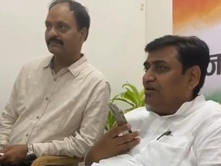 कांग्रेस प्रदेशाध्यक्ष बोले- बड़े-बड़े अपना जन्मदिन मना रहे, 5-5 हजार लोग जुटते हैं; शादी वालों को क्यों मारें, उन्हें भी छूट देनी चाहिए|जयपुर,Jaipur - Dainik Bhaskar