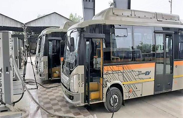 हर दिन शहर में 774 किमी. चलेंगी बसें, 3 रूटों पर हर 10 मिनट में मिलेगी एक बस; पढ़िए पूरी प्लानिंग|कानपुर,Kanpur - Dainik Bhaskar