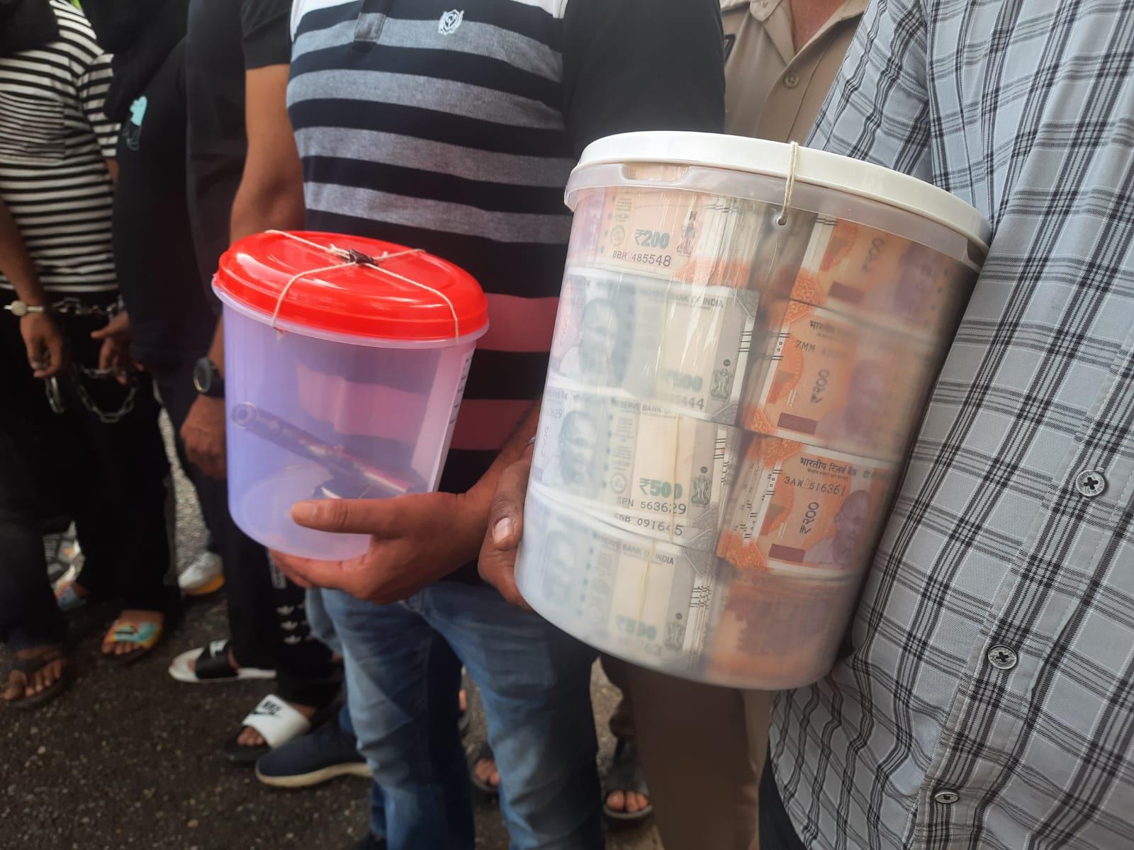 5 kg of heroin seized