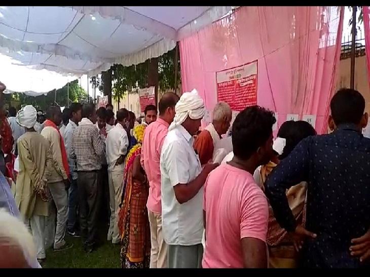 लोक अदालत में आए बैंको केसबसे अधिक 1560 मुकदमें, 1 करोड़ 68 लाख से अधिक ग्राहकों से कराए गए जमा|आजमगढ़,Azamgarh - Dainik Bhaskar