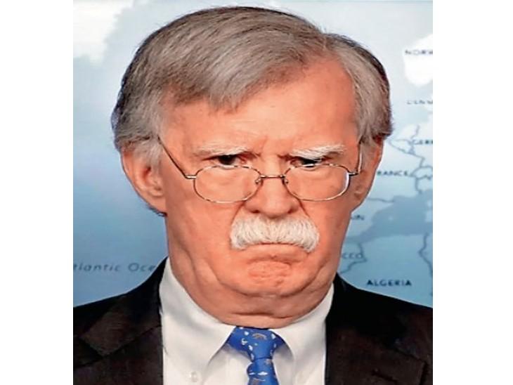 पूर्व अमेरिकी राष्ट्रीय सुरक्षा सलाहकार जॉन बोल्टन बता रहे हैं कैसे बदली दुनिया की राजनीति। - Dainik Bhaskar