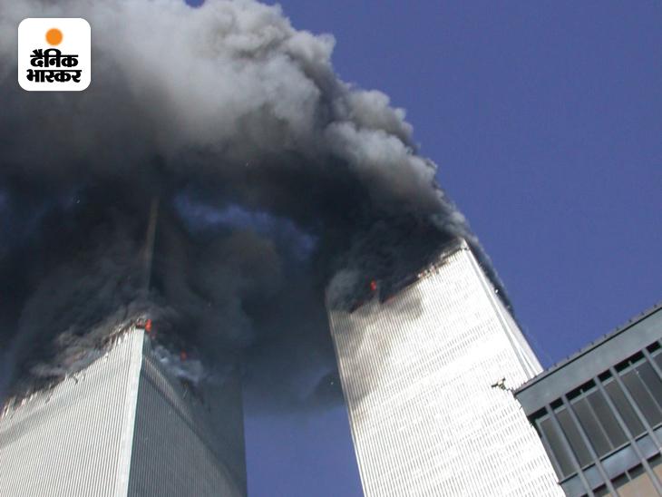9/11 हमले के बाद सीक्रेट सर्विस के एक कर्मचारी ने यह तस्वीर भी ली थी। इसमें हाइजैक किए गए विमानों के टकराने के बाद धधकते WTC के दोनों टॉवर नजर आ रहे हैं। सीक्रेट सर्विस ने यह तस्वीर भी अपने ट्विटर अकाउंड पर शेयर की है।