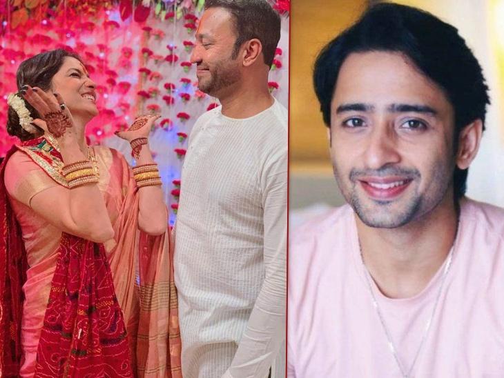 पवित्र रिश्ता 2 खत्म होने के बाद बॉयफ्रेंड विक्की जैन से शादी कर सकती हैं अंकिता लोखंडे, को-एक्टर शहीर शेख ने दिया हिंट|टीवी,TV - Dainik Bhaskar