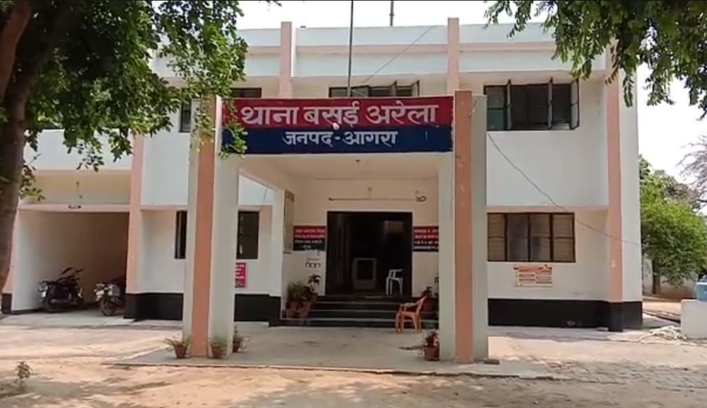 नाबालिग 12वीं की छात्रा से छेड़छाड़ करने वाले मनचले को पुलिस से पकड़वाया, छेड़छाड़ और पॉक्सो एक्ट में मुकदमा दर्ज आगरा,Agra - Dainik Bhaskar