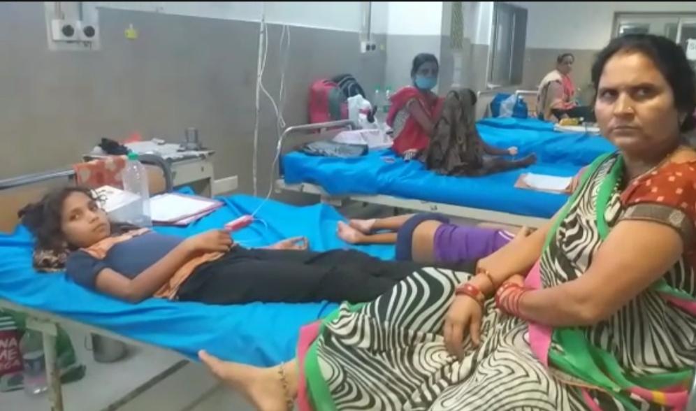 डेंगू के एक्टिव मरीज हुए 16, 40 संदिग्धों का भी इलाज, दस दिन बाद कोरोना के दो नए मामले|आगरा,Agra - Dainik Bhaskar