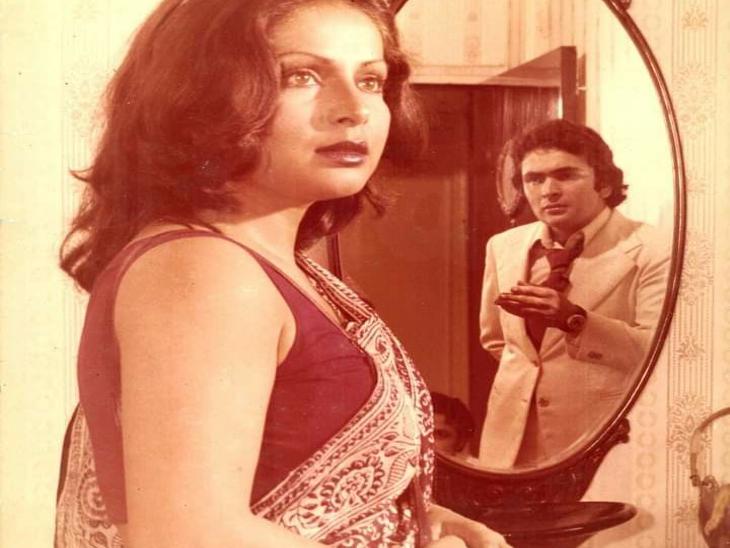 फिल्म 'दूसरा आदमी' के एक दृश्य म - Dainik Bhaskar