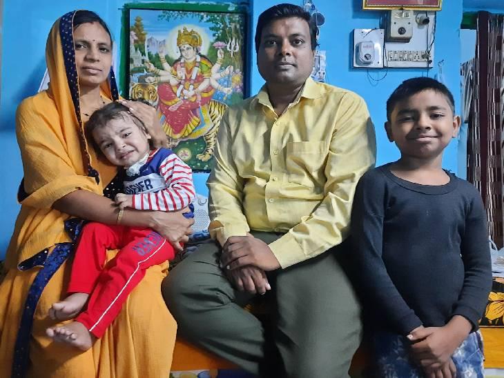 12 लाख रुपए चाहिए इलाज को, परिवार की लौट सकती है खुशियां।