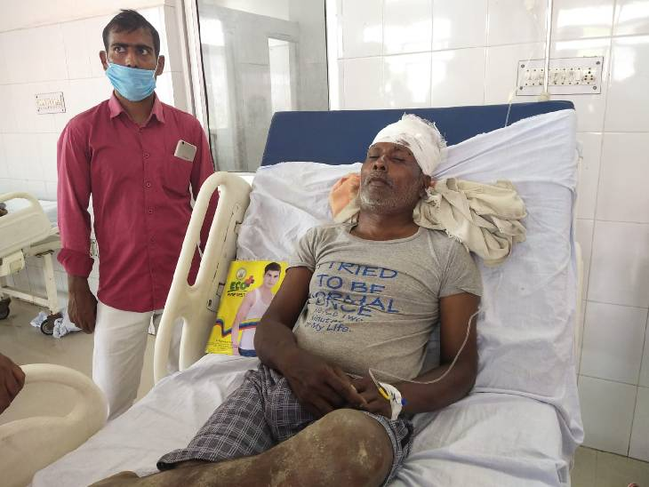 किसान के घर में की लूटपाट, वृद्धा की पीट-पीटकर की हत्या, नकदी व जेवरात लेकर हुए फरार, तलाश में जुटी तीन थानों की पुलिस|बाराबंकी,Barabanki - Dainik Bhaskar