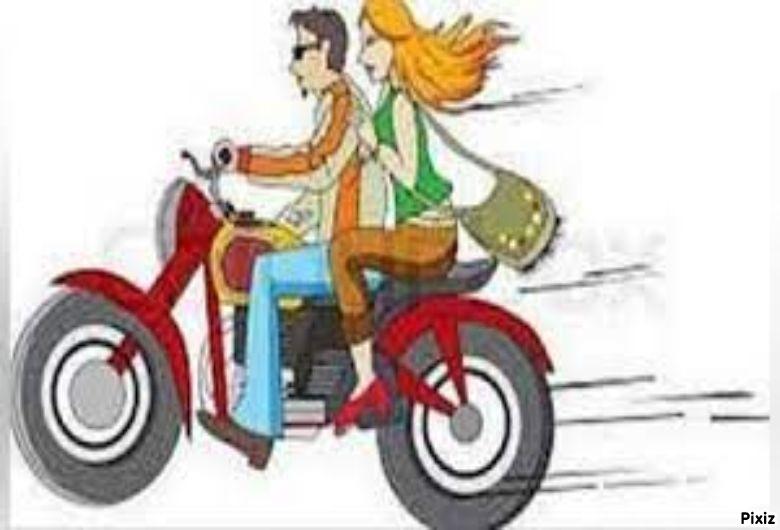 शादी के बाद लवर के साथ बात करते पकड़े जाने पर ससुराल वालों ने तोड़ा था फोन, अब कागजात लेकर बाइक पर हुई फरार|करनाल,Karnal - Dainik Bhaskar