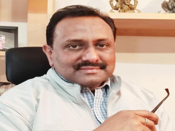 जयपुर ग्रेटर नगर निगम के उप महापौर पुनीत कर्नावट ने लगाए आरोप