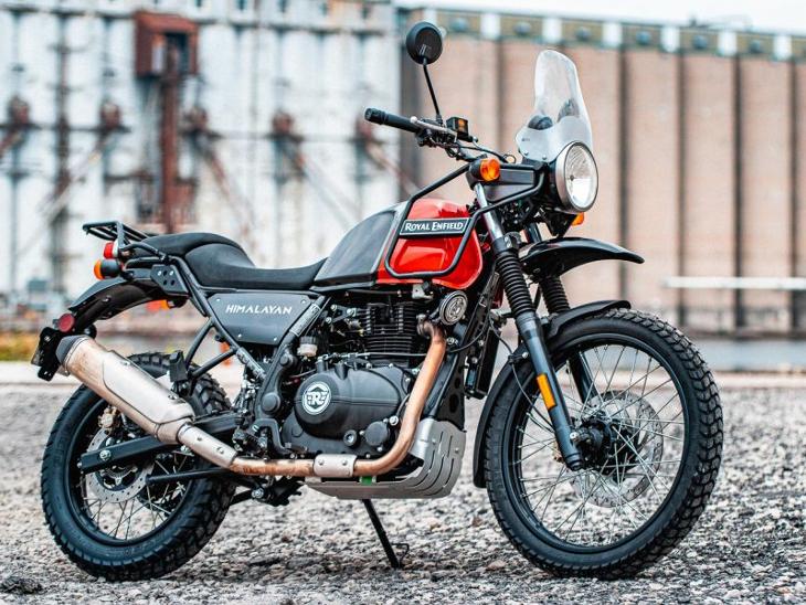 रॉयल एनफील्ड ने टूरर बाइक को 5000 रुपए महंगा किया, 2 महीने पहले भी बढ़ाई थी कीमतें|टेक & ऑटो,Tech & Auto - Dainik Bhaskar