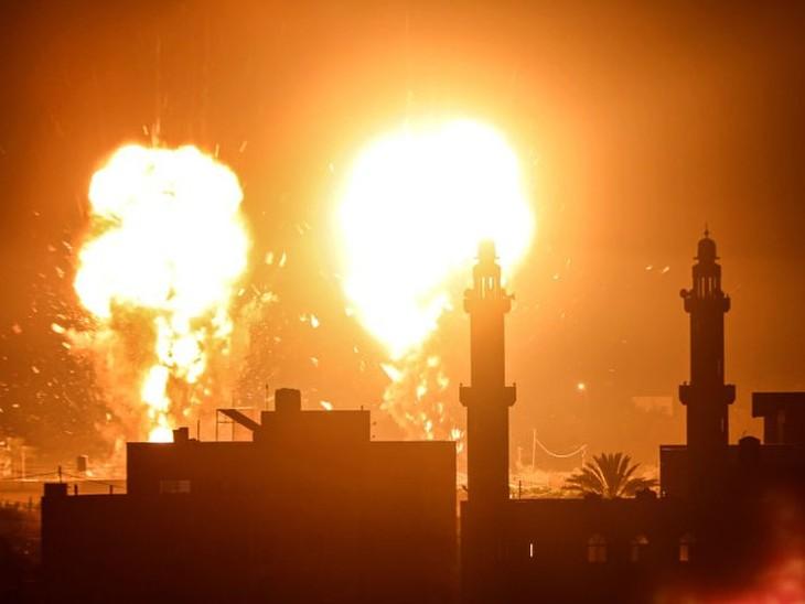 इजराइल और हमास के बीच जंग का सिलसिला पुराना है।