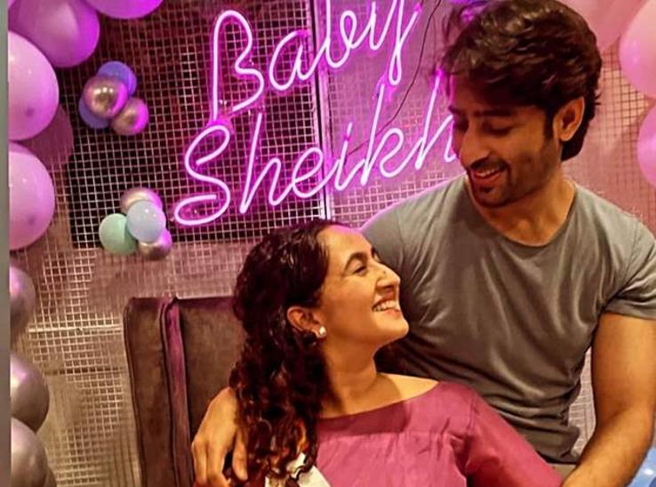 'पवित्र रिश्ता 2' के लीड एक्टर शाहीर शेख बने पिता, पत्नी रुचिका कपूर ने शुक्रवार को दिया बेटी को जन्म|टीवी,TV - Dainik Bhaskar