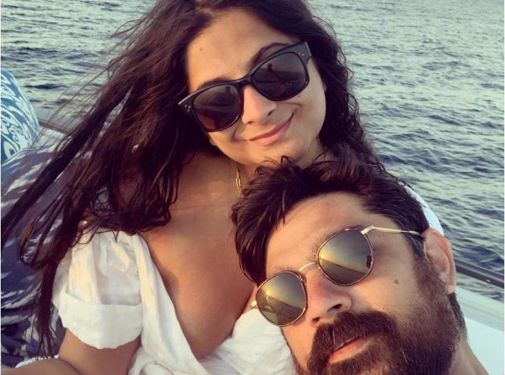 मालदीव में हनीमून मनाती नजर आईं रिया कपूर, पति करण बूलानी के साथ, फोटोज शेयर कर दिखाई ट्रिप की झलक बॉलीवुड,Bollywood - Dainik Bhaskar