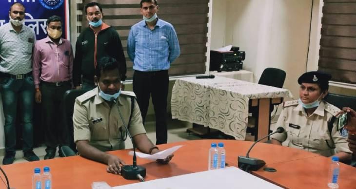 एक ही वार में हो गई थी अमन की मौत, संजय ठाकुर ने सीधे दिल में मारा था चाकू|उज्जैन,Ujjain - Dainik Bhaskar