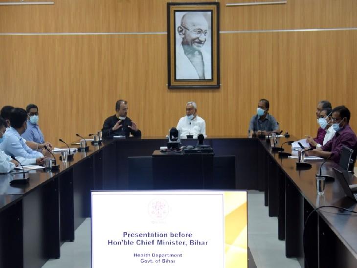 शनिवार को CM नीतीश कुमार की समीक्षा बैठक में कई निर्णय लिए गए हैं।