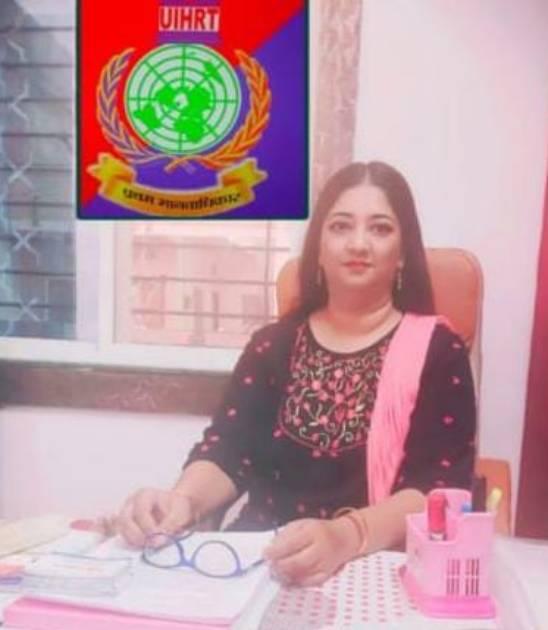यूनाइटेड इंटरनेशनल ह्यूमनराइट्स ट्रस्ट मानव अधिकार की बर्खास्त प्रदेश सचिव गिरफ्तार उज्जैन,Ujjain - Dainik Bhaskar