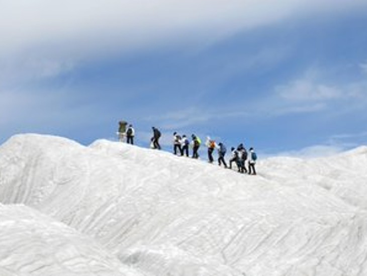 भारत के 8 दिव्यांगों ने सियाचिन ग्लेशियर पर 15,632 फीट तक चढ़ाई की, नया वर्ल्ड रिकॉर्ड बनाया|देश,National - Dainik Bhaskar