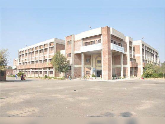 फतेहाबाद। भोड़िया खेडा का राजकीय महिला कॉलेज। - Dainik Bhaskar