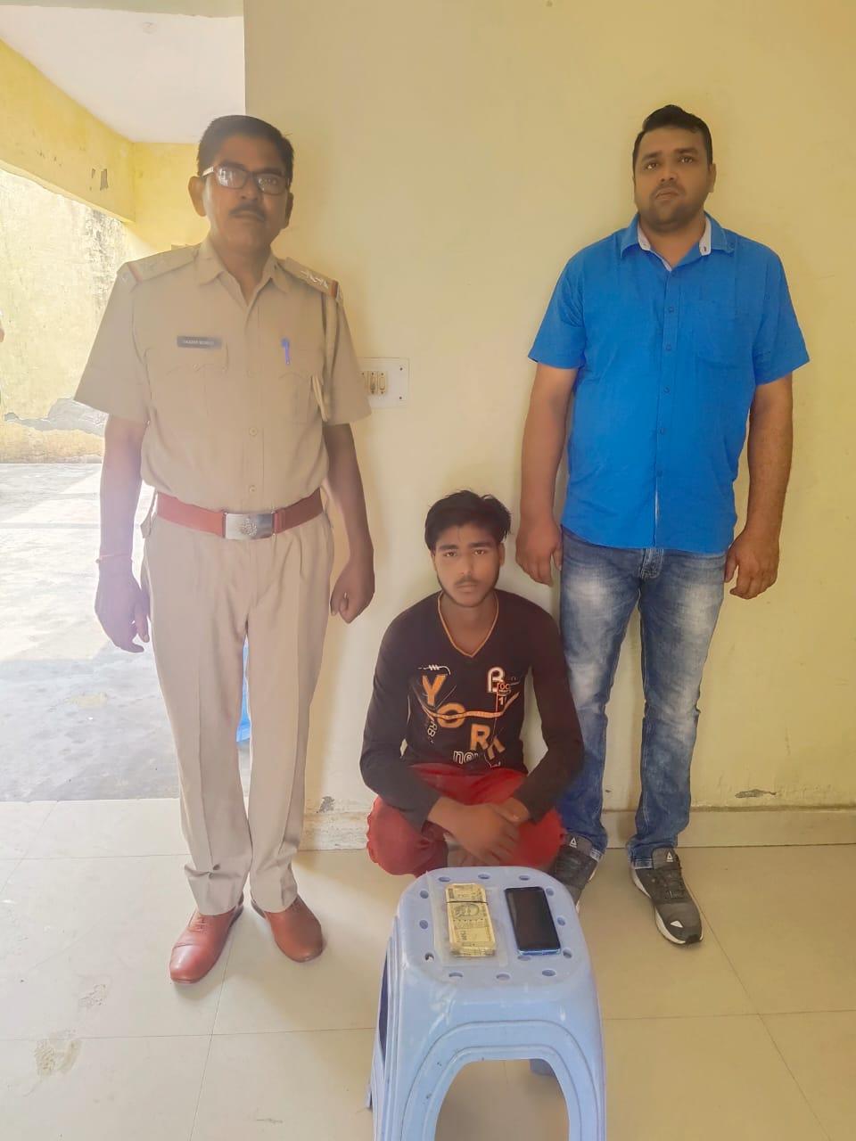 लालच और कर्ज के चलते नारियल पानी बेचने वाला बना लुटेरा, पुलिस ने भेजा जेल|फरीदाबाद,Faridabad - Dainik Bhaskar