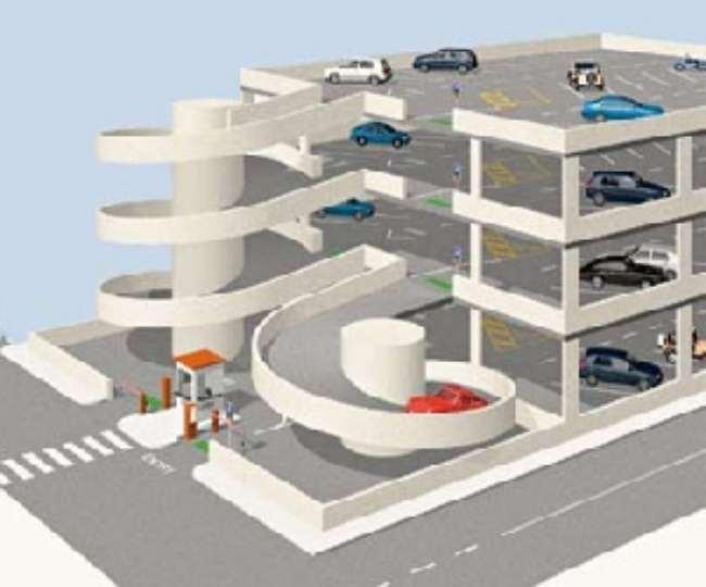 मेरठ में पुलिस अस्पताल के निकट मल्टीलेवल पार्किंग बनाने का विरोध, पार्किंग नहीं अस्पताल को ठीक कराने की मांग|मेरठ,Meerut - Dainik Bhaskar