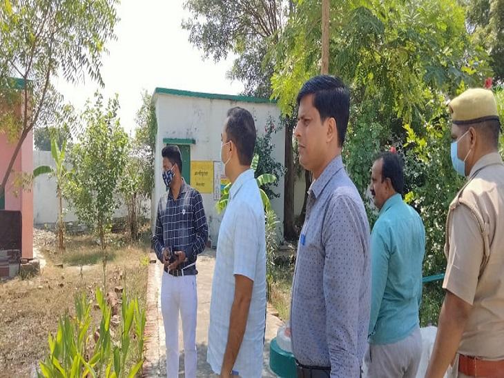 तालाबों में गंदगी करने वालों को जारी हुये नोटिस, कूड़े के ढेर होंगे डंप, गांव की नालियों में होगा साप्ताहिक छिड़काव|कानपुर,Kanpur - Dainik Bhaskar