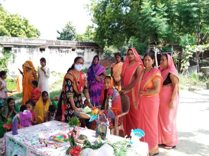 मातृ वंदना योजना में 1 सप्ताह में वाराणसी की 637 गर्भवती महिलाओं ने कराया रजिस्ट्रेशन, उठाई पहली किश्त; अभी तक 70214 महिलाएं ले चुकी हैं लाभ|वाराणसी,Varanasi - Dainik Bhaskar