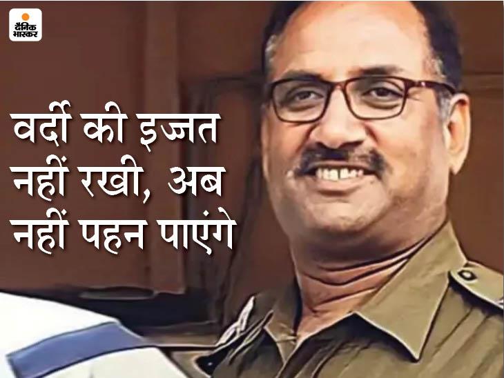 एसआई भरत सिंह ने रिपोर्ट लिखवाने आई युवती से तीन दिन तक क्वार्टर में ही रेप किया।