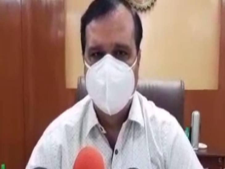संजय कुमार मिश्र, कलेक्टर पन्ना - Dainik Bhaskar