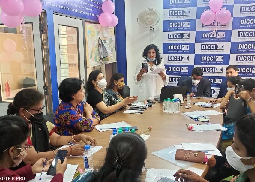 महिला उद्यमियों के लिए बनाया जाएगा इको सिस्टम; राष्ट्रीय संरक्षक सीमा कांबले ने कहा- पढ़ाई पूरी कर चुकी महिलाओं को उद्यमिता के नए अवसर प्रदान करेगा संगठन भोपाल,Bhopal - Dainik Bhaskar