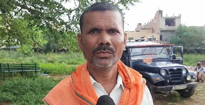 सरपंच राजेश माहौर