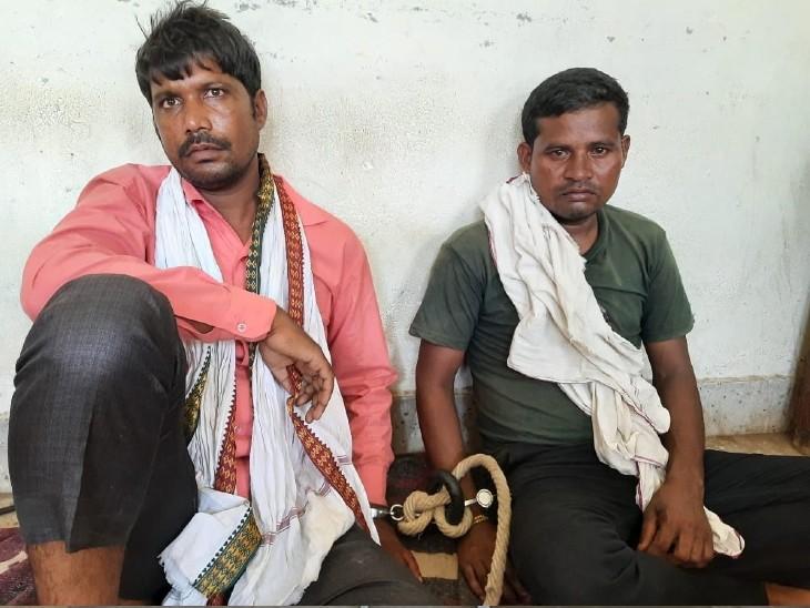 97 KG डोडा चूर्ण के साथ 3 तस्कर गिरफ्तार, एक महिला भी शामिल, पुलिस ने की थी छापेमारी|बिहार,Bihar - Dainik Bhaskar