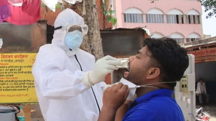 पिछले 24 घंटे के दौरान पूरे राज्य में केवल 6 लोग संक्रमित मिले; सितम्बर में अब तक 95 मरीज आए सामने|जयपुर,Jaipur - Dainik Bhaskar