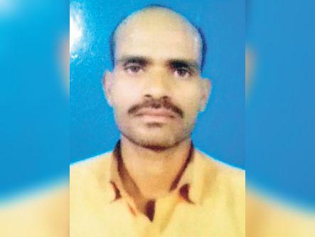 मृतक की फाइल तस्वीर। - Dainik Bhaskar