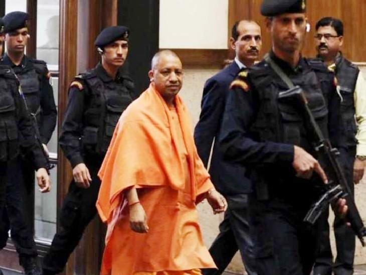 गैंगस्टर एक्ट में 3700 से ज्यादा अपराधी पकड़े गए, 550 बदमाशों पर लगा NSA; माफियाओं की 1,500 करोड़ रुपए की संपति जब्त हुई लखनऊ,Lucknow - Dainik Bhaskar