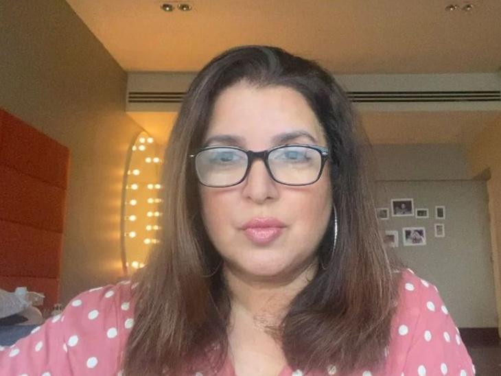 फराह खान की कोविड 19 टेस्ट रिपोर्ट आई नेगेटिव, वीडियो में दिखाया घर में कौन है सबसे ज्यादा एक्साइटेड|बॉलीवुड,Bollywood - Dainik Bhaskar