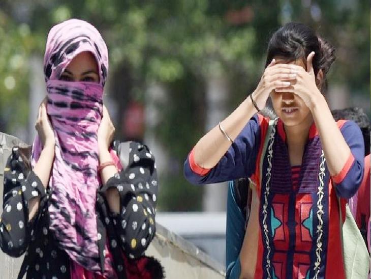 19 से 9 प्रतिशत हुआ सामान्य से अधिक बारिश का आंकड़ा, बरसात में गर्मी से परेशान हो रहे लोग, राज्य में मानसून की सक्रियता फेल|बिहार,Bihar - Dainik Bhaskar
