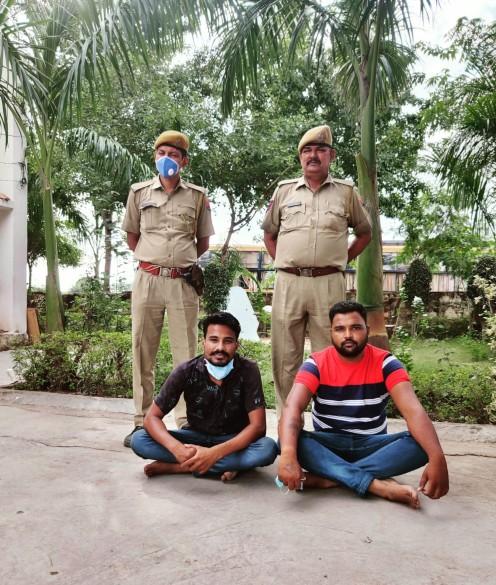 2 दिन में दो अलग अलग कार्रवाई में 48 ग्राम स्मैक बरामद, 3 आरोपी गिरफ्तार हुए|कोटा,Kota - Dainik Bhaskar