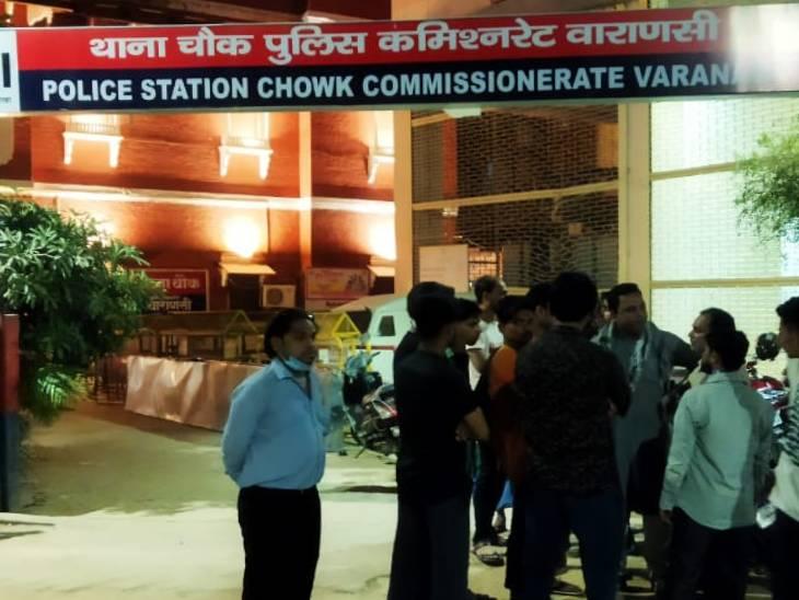 वाराणसी में बहनोई ने साले को पीट-पीटकर मार डाला; 300 ग्राम सोना चुराने का लगाया था आरोप, मेरठ के लाल की वीरता को CM ने किया नमन|उत्तरप्रदेश,Uttar Pradesh - Dainik Bhaskar