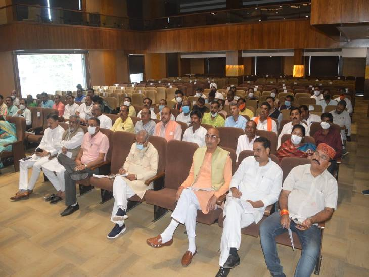 गृहमंत्री अमित शाह 18 सितंबर को कार्यकर्ताओं के सम्मेलन में होंगे शामिल। - Dainik Bhaskar