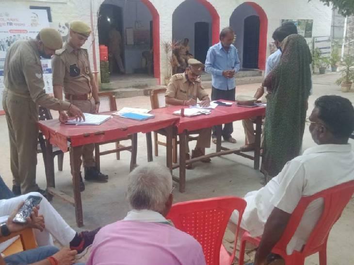 उन्नाव में बेटे ने कोरोना की फर्जी रिपोर्ट लगाकर आवेदन किया, जांच में खुली पोल; ग्राम विकास अधिकारी ने दर्ज कराया मुकदमा|उन्नाव,Unnao - Dainik Bhaskar
